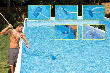 Cara mudah perawatan kolam renang dengan bernar